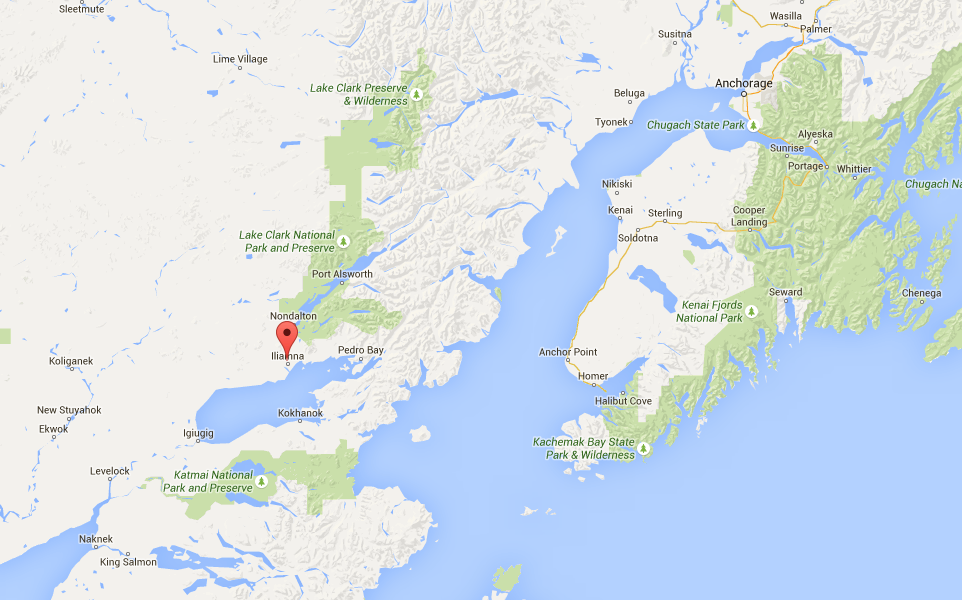 3 killed in floatplane crash in Iliamna Alaska Public Media