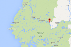 Marshall, AK. (via Google Maps)
