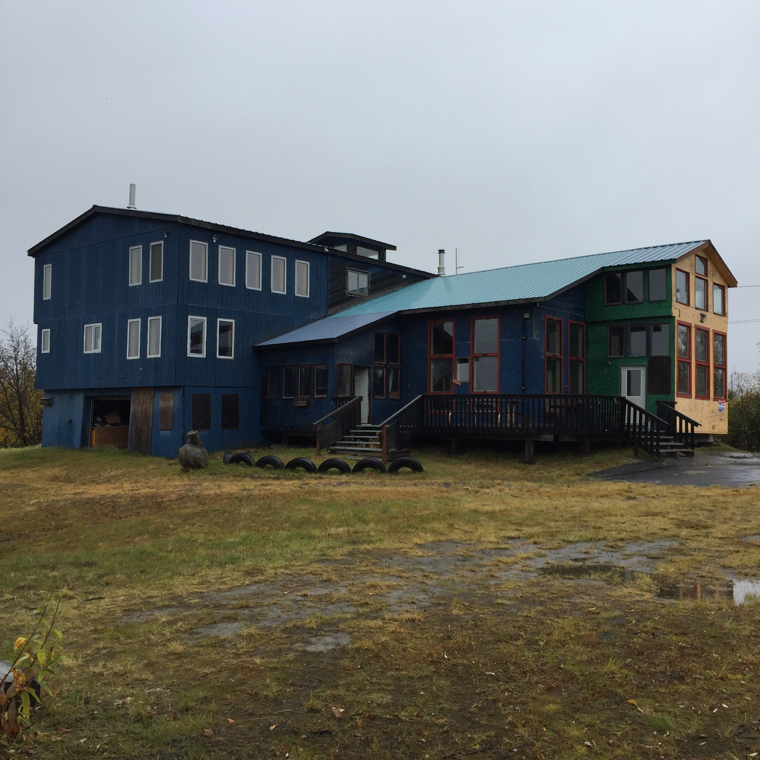 Salvation army buys building to house bethel headquarters for Building a house in alaska