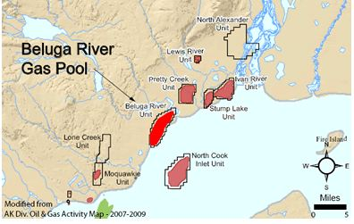 The Administration's proposal would bring more units and acrerage in northern Cook Inlet under the municipality's control. (Photo: SOA Department of the Administration)