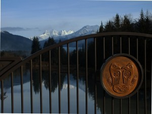 New bridge dedicated to Alaska Native Brotherhood