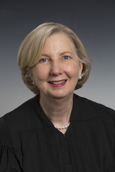 Chief justice Dana Fabe. Photo: Alaska Court System.