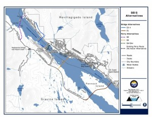 DOT picks less expensive Gravina ferry option; Ketchikan laments