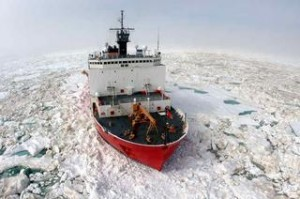 Arctic coast guards team up, Russia included