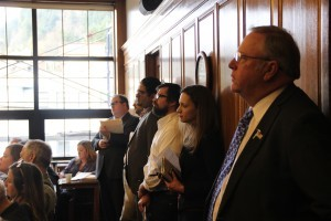 Lawmakers ask, who's in charge of gas line? Walker says, I am