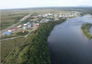 The Native Village of Koliganek. (Photo via New Koliganek Village Council)