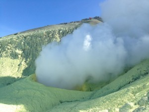 Volcano farts: Scientists look to gas for beta on atmosphere, geothermal resource