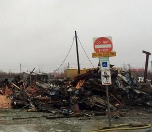 Fire marshals investigate Kilbuck blaze in Bethel; Cause not yet determined