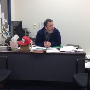 Aircraft Maintenance School Manager Jeff Hoffman. (Lakeidra Chavis/KYUK)