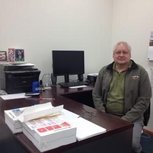 Course Instructor Ken Wallace (Lakeidra Chavis/KYUK)