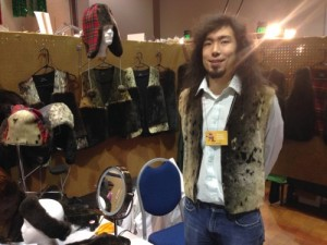 Yup'ik artist harvests his own skins, crafts his own style