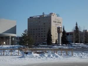 Fairbanks building awaits demolition... or revitalization?