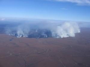 Study: Tundra fires induce permafrost melt, land change