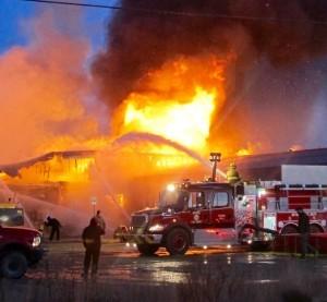 Bethel declares local disaster after Kilbuck fire