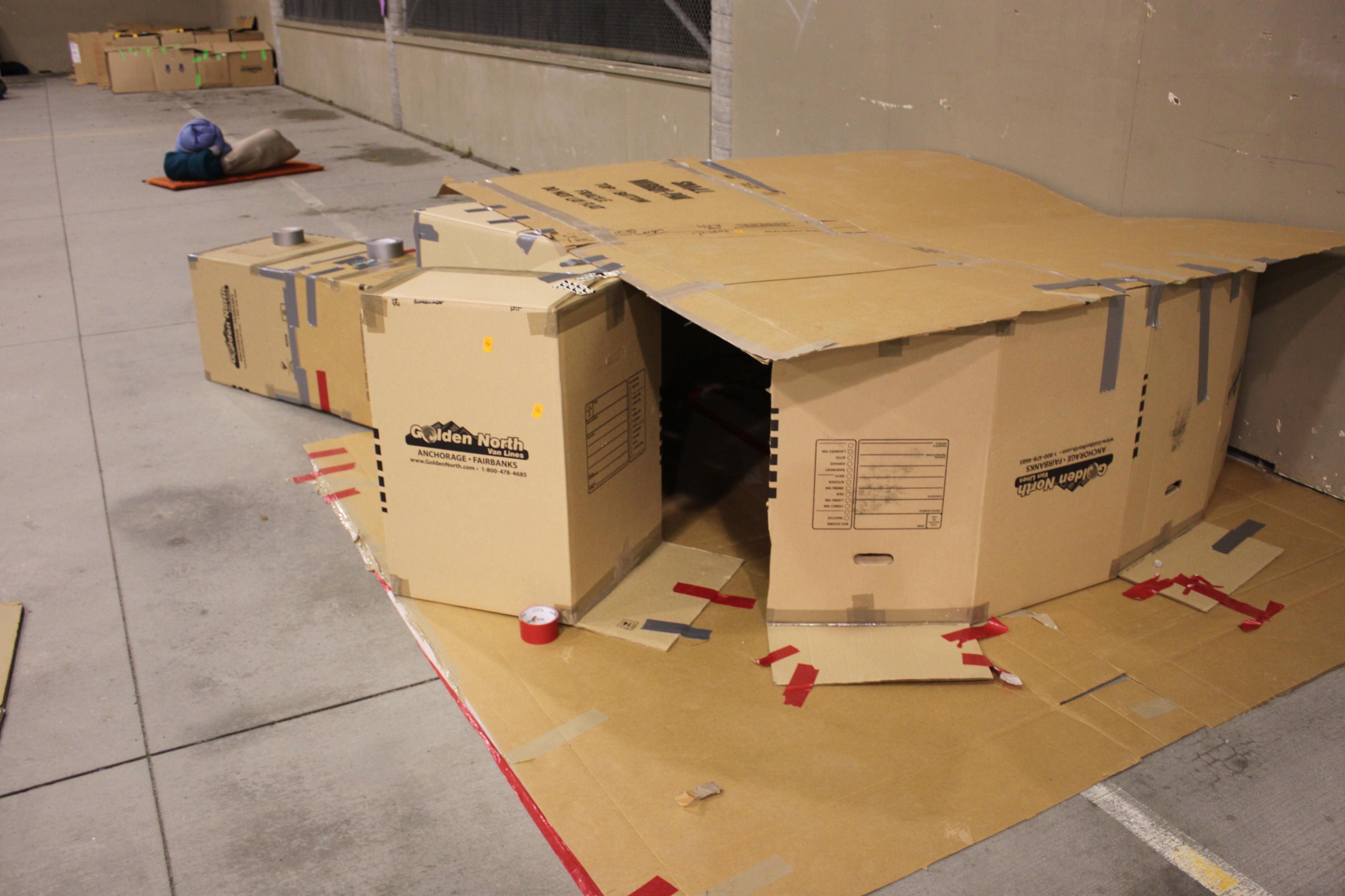 Homeless Shelter Building Plans