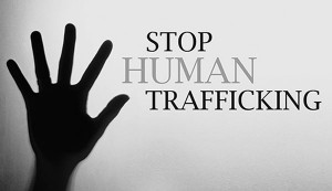 Graphic: stop human trafficking