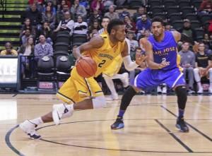 UAA men's basketball takes 6th at Great Alaska Shootout