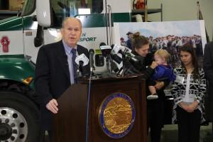 Gov calls for permanent fund overhaul, income tax, cuts to PFD