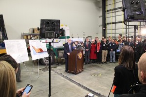 Governor's budget proposes major changes to oil tax credits