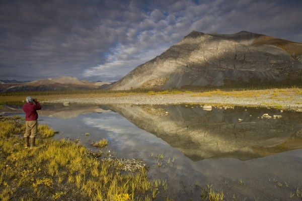 A view of the Arctic National Wildlife Refuge. Photo: USFWS