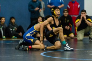Bethel dominates wrestling regionals; Dozens of athletes earn trip to state