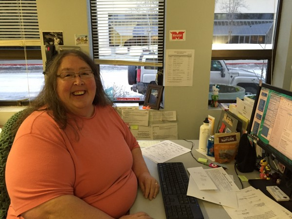 Denice Mckenzie. Photo: Anne Hillman/KSKA.