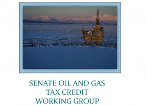 The Senate Oil and Gas Tax Credit Working Group released a report Dec. 1, 2015.