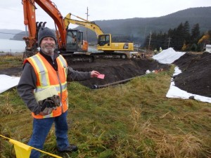 Army initiates cleanup at former Haines fuel terminal