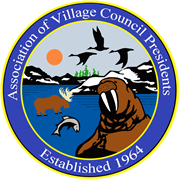 Association of Village Council Presidents logo. (Photo courtesy of AVCP) Association of Village Council Presidents logo. (Photo courtesy of AVCP)