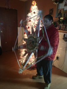 During Orthodox Christmas, old traditions stay strong