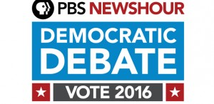 PBS hosts Democratic debate