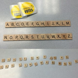 Words with friends: Anchorage clerks arrange Assembly election