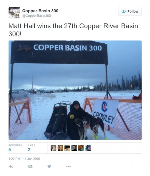 Matt Hall _CB300