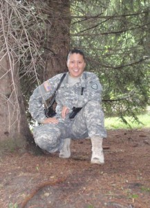 Staff Sgt. Michelle Marie LaRose Clark (Photo: Facebook)