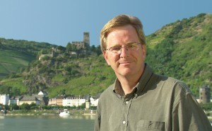 "Rick Steves on ""Connecting with the World Through Travel"""
