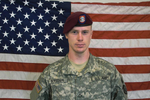 A picture of then-Private First Class Bowe Bergdahl. Photo from United States Army via Wikimedia Commons