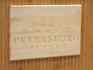 Petersburg seal. File photo: KFSK/Petersburg.