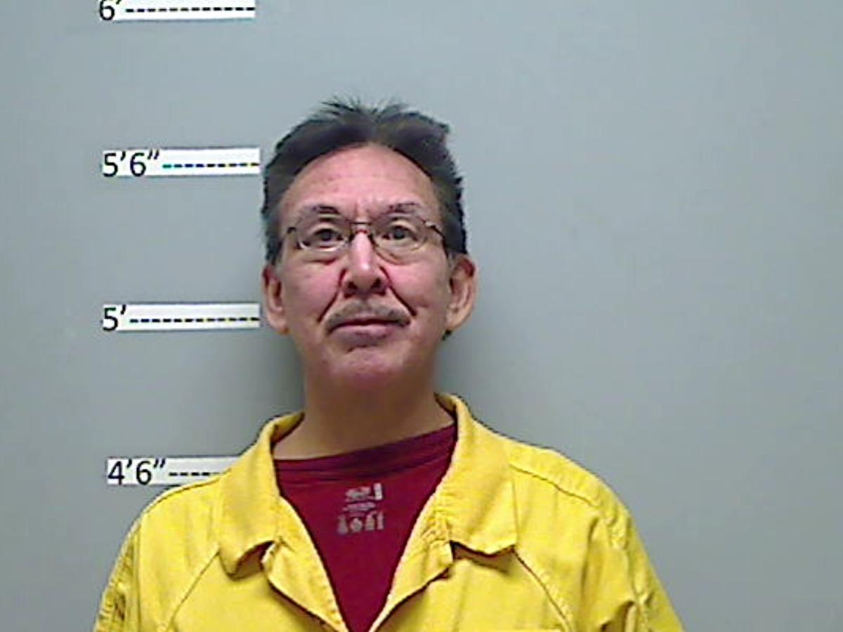 Chythlook, 52, allegedly stabbed his wife 27 times with two knives. She was hospitalized but reported to be in stable condition.(Photo courtesy of Dillingham Public safety Department)