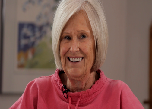 Barbara Lavallee talks of her passion for painting in the Last Frontier in Faces of Alaska.