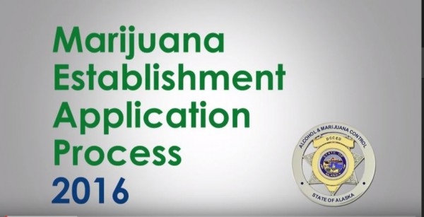 The state's Alcohol and Marijuana Control Office is asking applicants to review a video ahead of starting permit forms online.