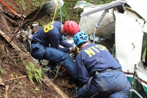 New TV series goes inside the yellow tape with Alaska's plane crash investigators