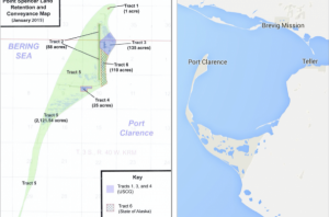 Obama transfers Port Clarence land to Bering Straits Native Corporation