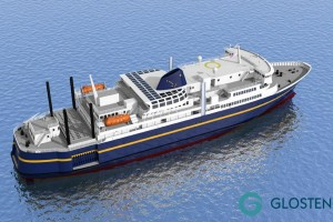 Design for the Tusutmena replacement vessel. (Department of Transportation image)