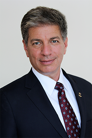 Mayor Ethan Berkowitz (Photo courtesy of Municipality of Anchorage)