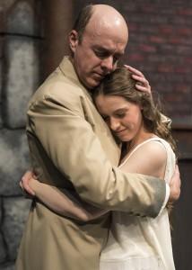 Eurydice Embraces Father