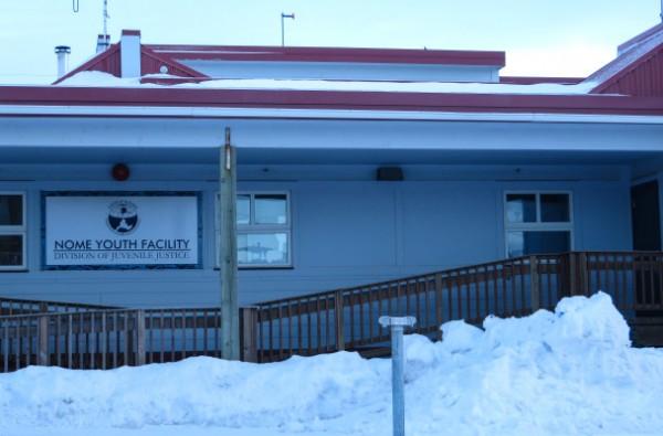 The Nome Youth Facility. (Photo: Laura Kraegel, KNOM)