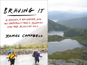 "James Campbell's book ""Braving It"""