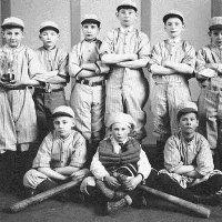 Boys baseball team in Juneau