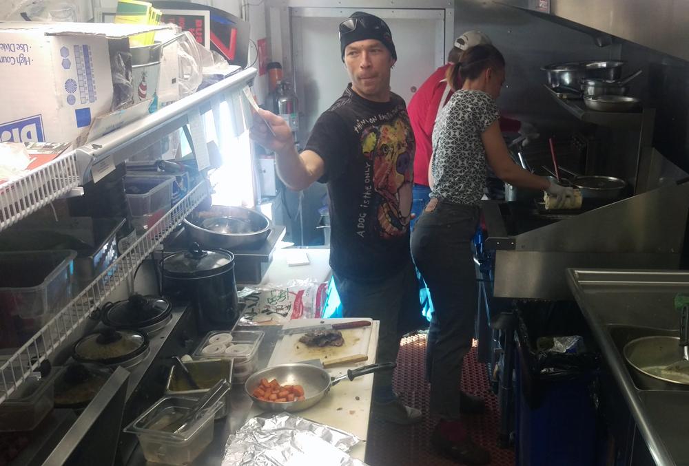Food Truck Sponsorship For Funding