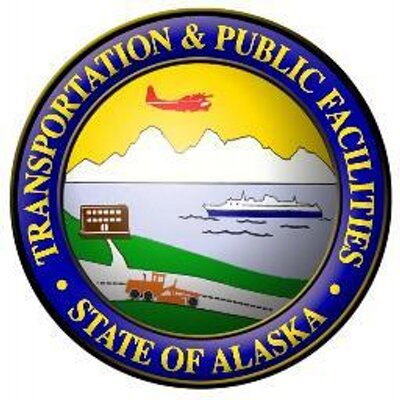Logo for Alaska Department of Transportation